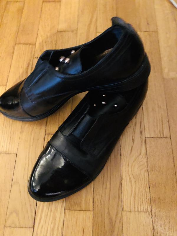 Шкіряні туфлі, цена - 1000 грн, #48286366, купить по доступной цене | Украина - Шафа