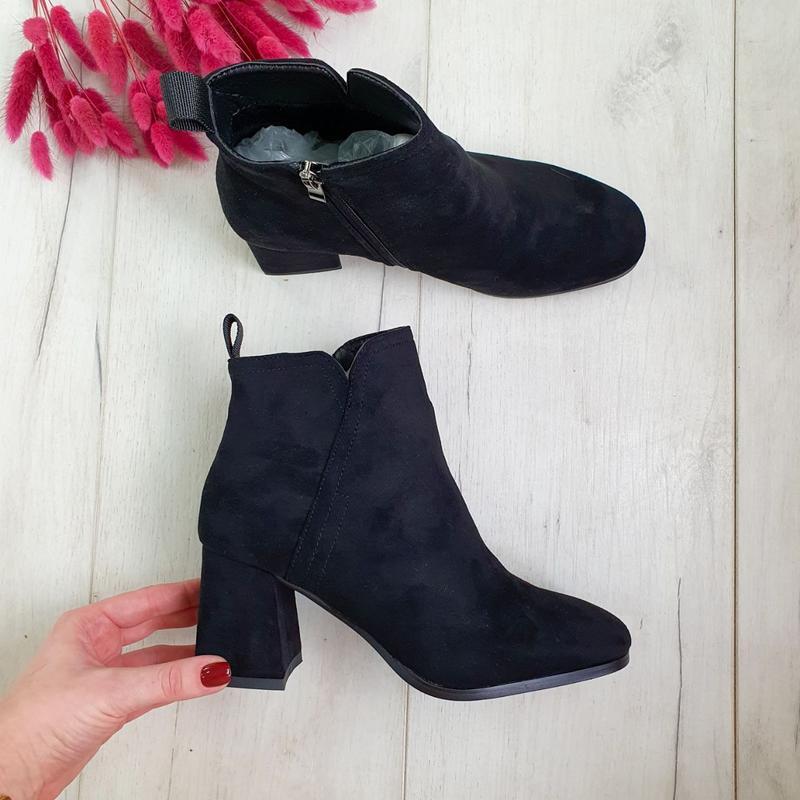 Ботинки деми на каблуке New Collection, цена - 670 грн, #48292316, купить по доступной цене | Украина - Шафа