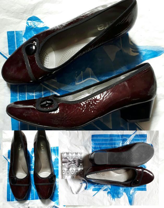 40 германия кожаные туфли, цена - 100 грн, #48373271, купить по доступной цене | Украина - Шафа