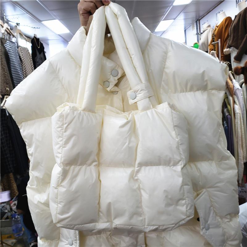 Жилет пуховик с сумкой, цена - 1685 грн, #48419841, купить по доступной цене | Украина - Шафа