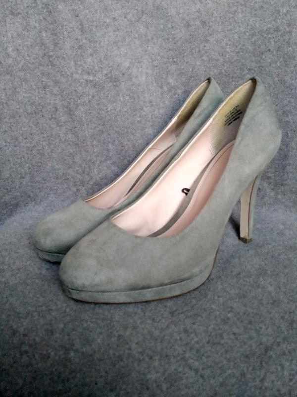 Серые туфли, лодочки h&m H&M, цена - 60 грн, #48450585, купить по доступной цене | Украина - Шафа
