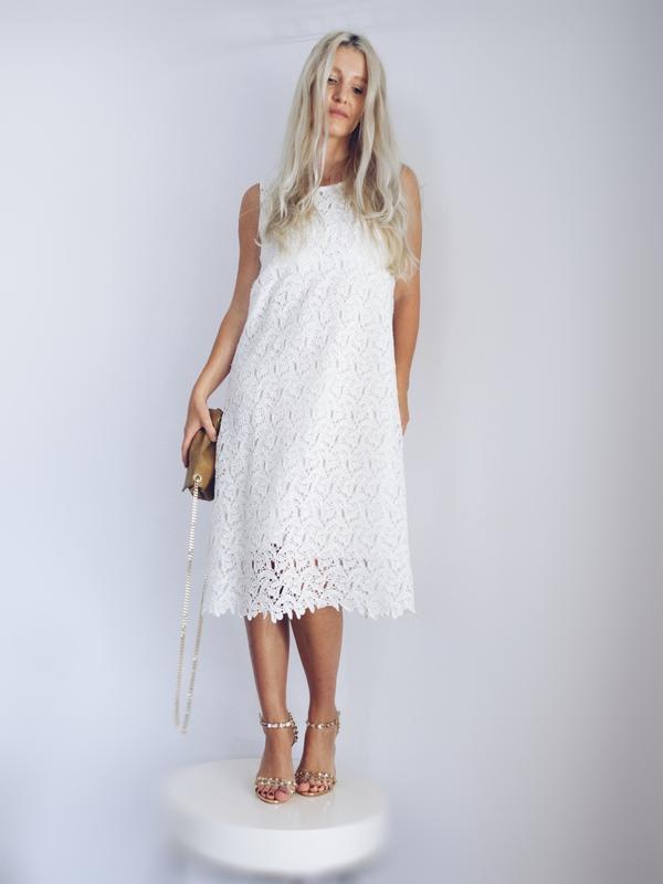 114b534327ed67 Мереживне, біле плаття, дуже ніжне, цена - 920 грн, #5665100, купить ...