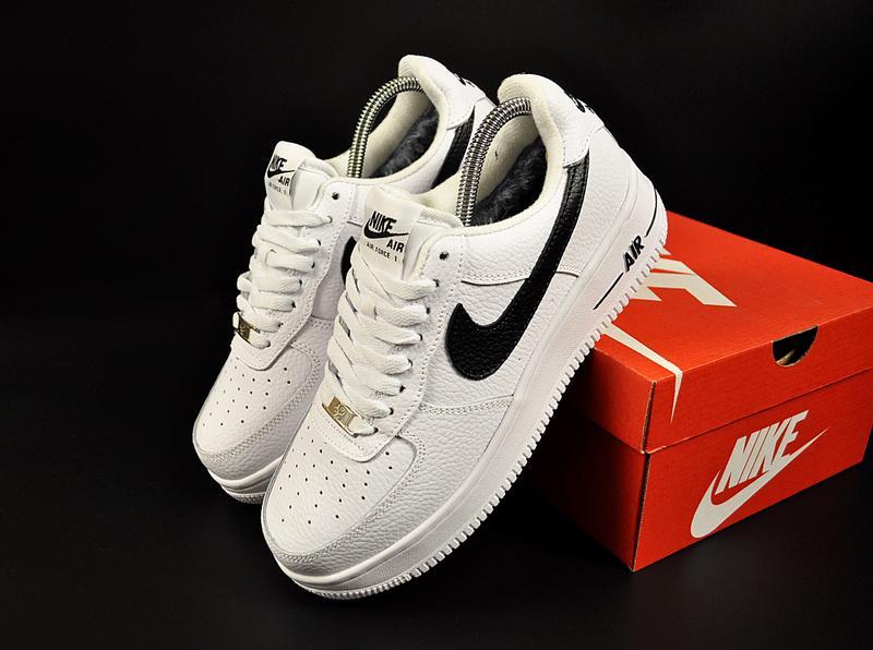Кроссовки nike air force 1 зима Nike, цена - 1200 грн, #48460470, купить по доступной цене | Украина - Шафа