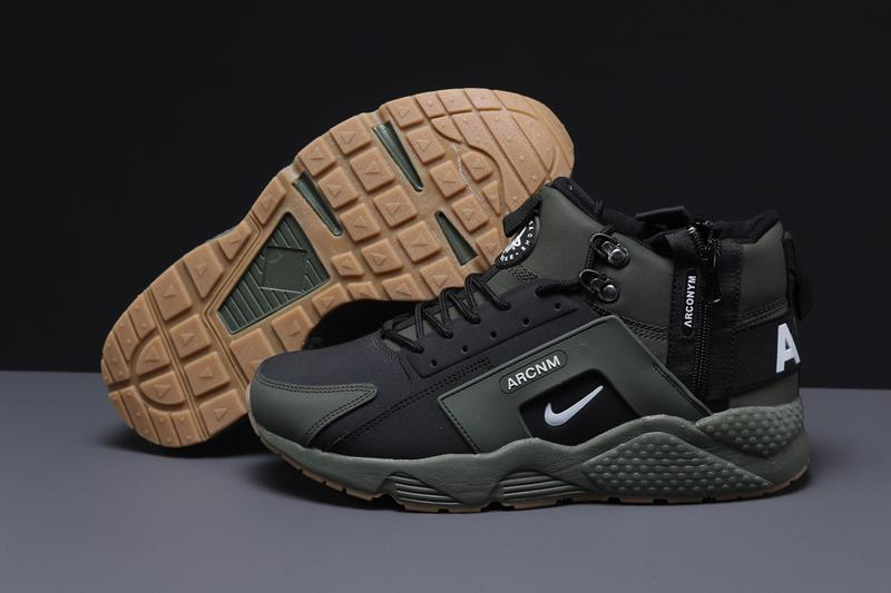 Кроссовки зимние ботинки 31541 nike arcnm, зеленые: купить по доступной цене в Киеве и Украине   SHAFA.ua