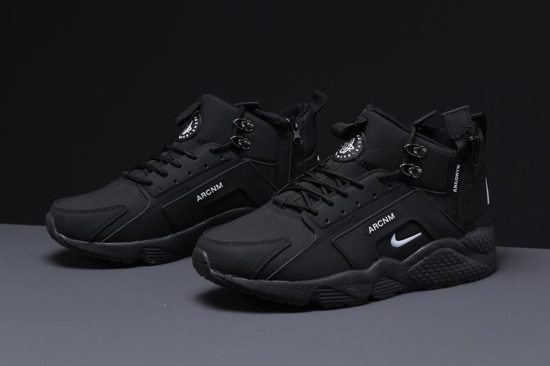 Ботинки зимние кроссовки 31542 nike arcnm черные: купить по доступной цене в Киеве и Украине | SHAFA.ua