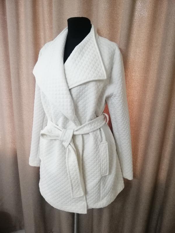 Пальто-кардиган на запах, цена - 320 грн, #48630452, купить по доступной цене | Украина - Шафа