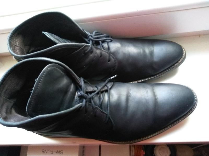 Ботинки от дорогого и известного французского бренда san marina. размер 43: купить по доступной цене в Киеве и Украине | SHAFA.ua