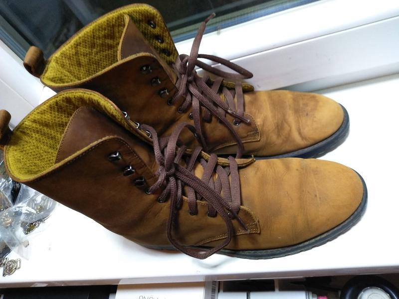 Фирменные ботинки arizona кожа стелька 26,5 см размер 41: купить по доступной цене в Киеве и Украине | SHAFA.ua