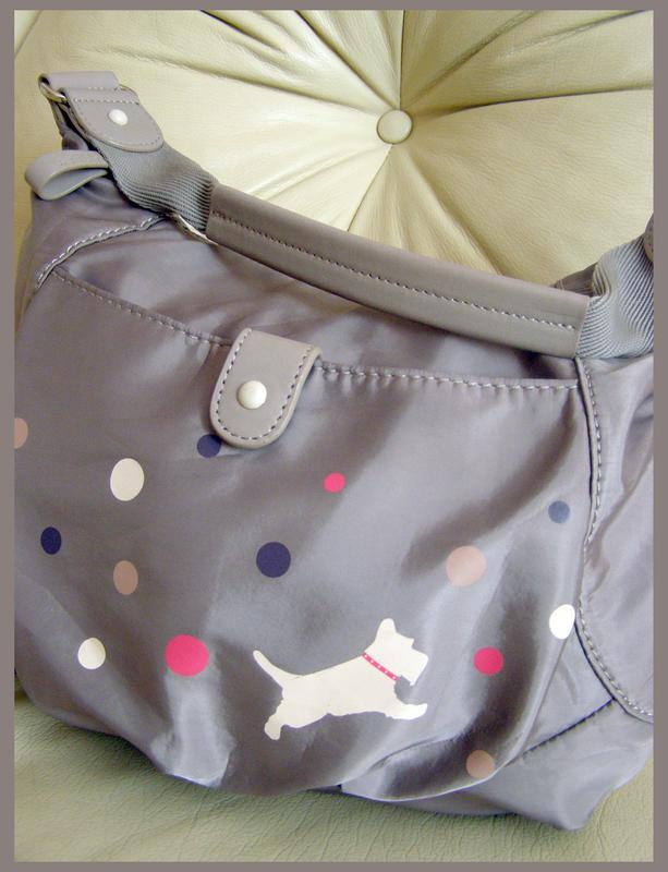 9369d3ed687a Vip стильная болоневая + кожаная сумка – radley Radley, цена - 499 ...