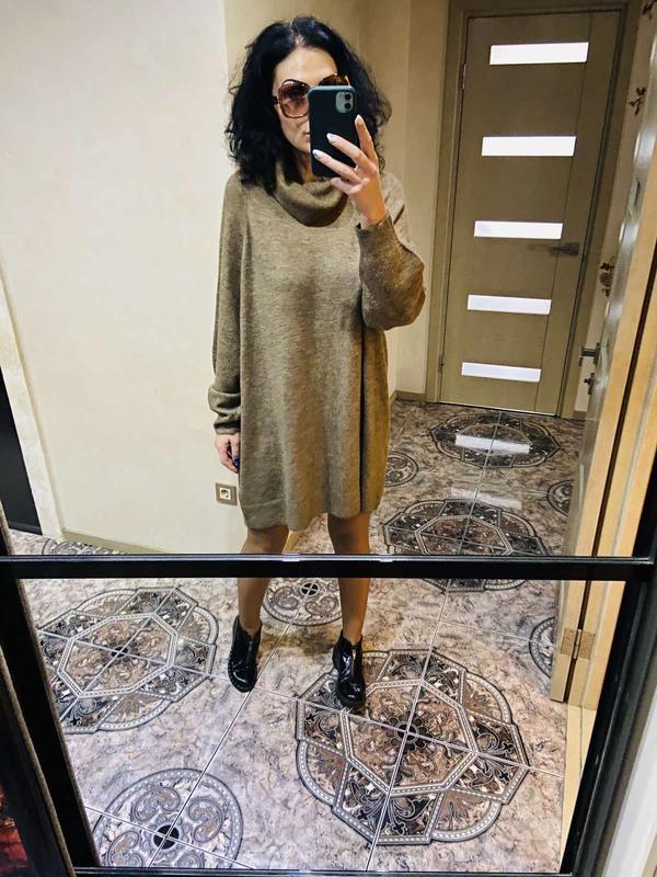 Модняче класне тепле плаття бренд h&m розмір л 250 грн стан нового H&M, цена - 250 грн, #48977881, купить по доступной цене   Украина - Шафа