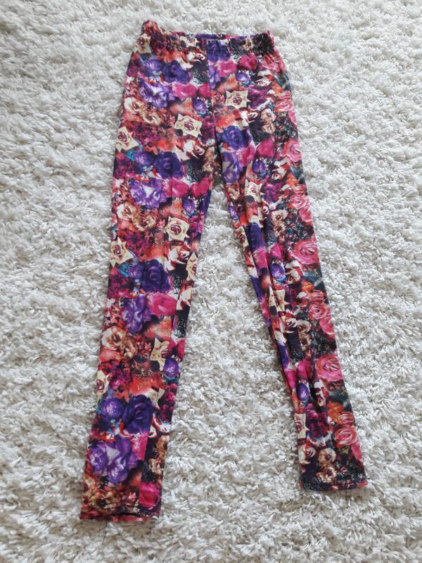 Лосины в цветок1 af5a853c9a999