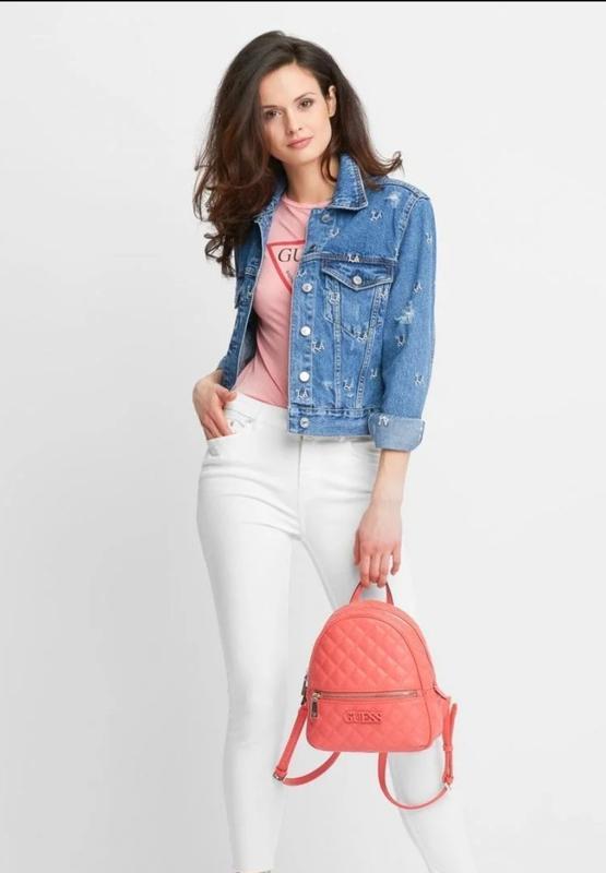 Рюкзак guess elliana Guess, цена - 1450 грн, #49041149, купить по доступной цене | Украина - Шафа