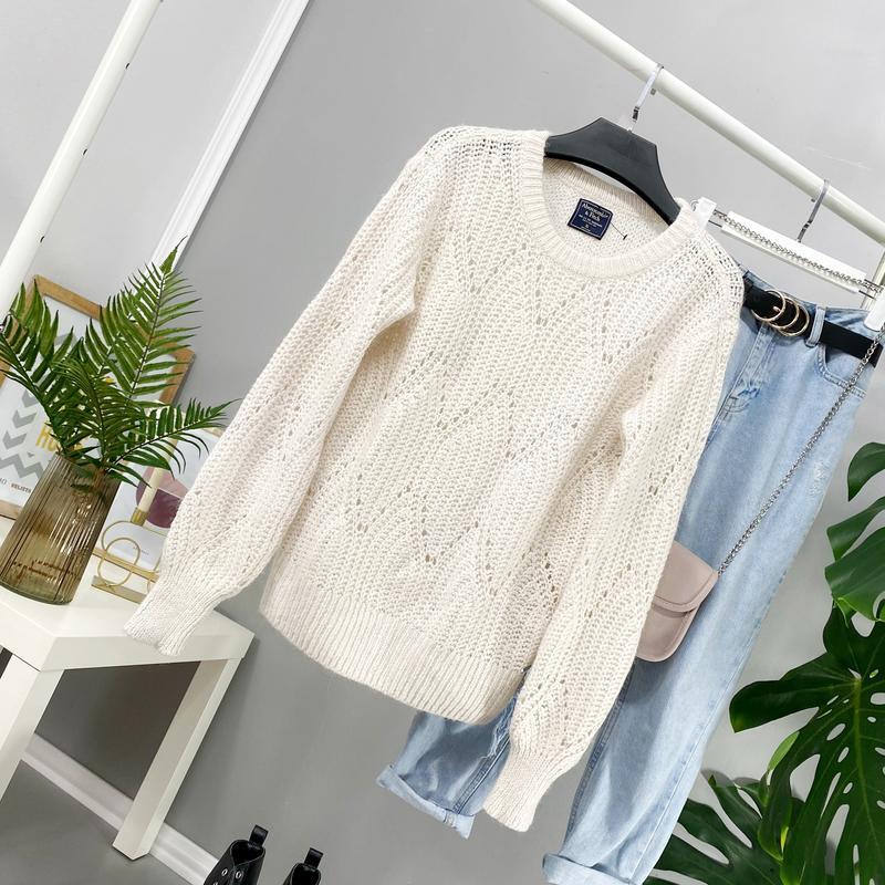 Теплый оверсайз свитер красивой вязки abercromdie&fitch wool alpaca Abercrombie & Fitch, цена - 480 грн, #49091523, купить по доступной цене | Украина - Шафа