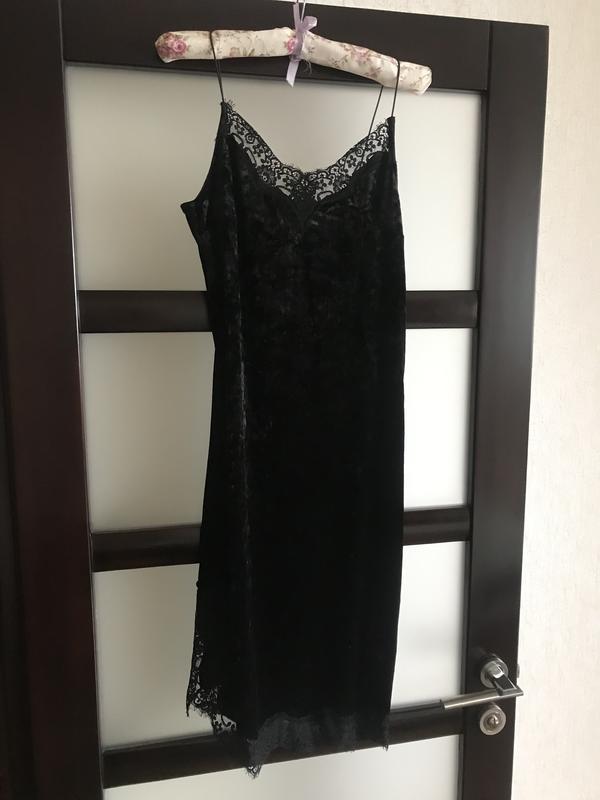 Платье h&m в бельевом стиле, вечернее. H&M, цена - 250 грн, #49182629, купить по доступной цене   Украина - Шафа