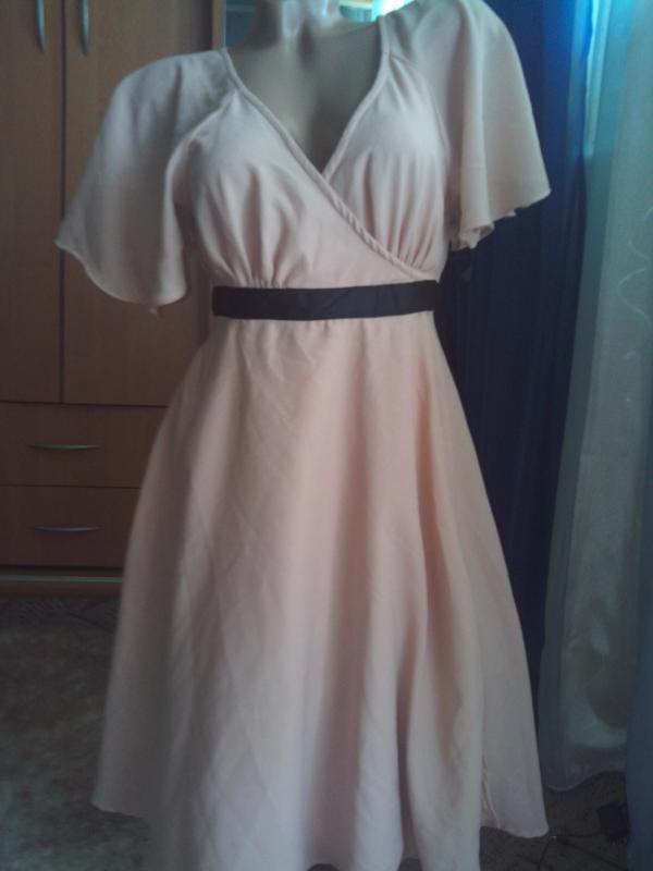 a4a27ce23f9 Шифоновое шикарное платье от h m1 ...