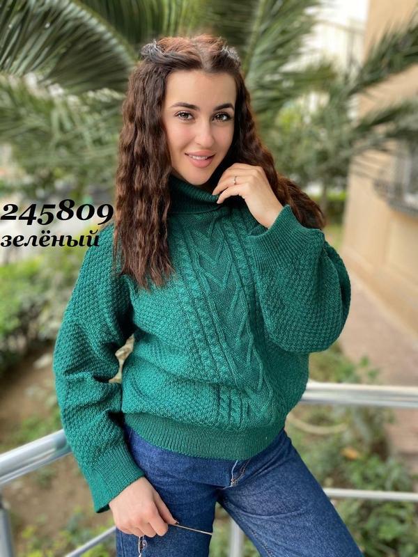 Стильный женский свитер Турция, цена - 350 грн, #49264684, купить по доступной цене | Украина - Шафа