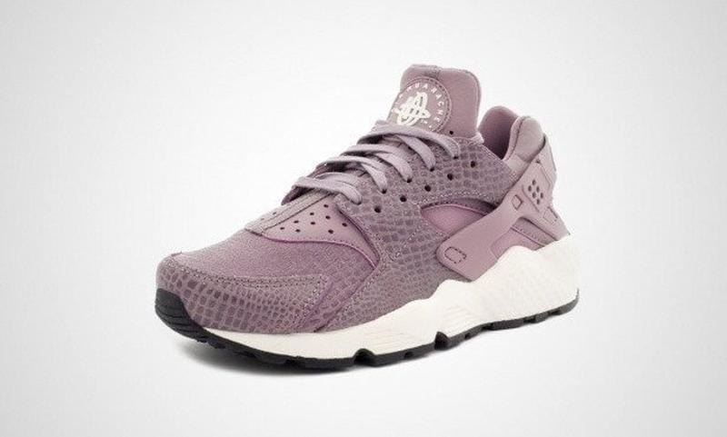 3d3ef2bc Женские кроссовки nike air huarache purple smoke Nike, цена - 1450 ...