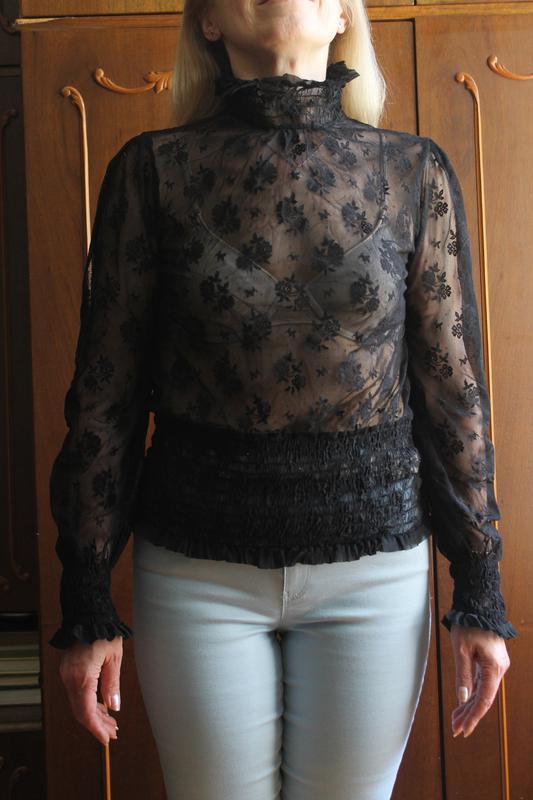 Порно фото жена в прозрачной блузке нежная секс