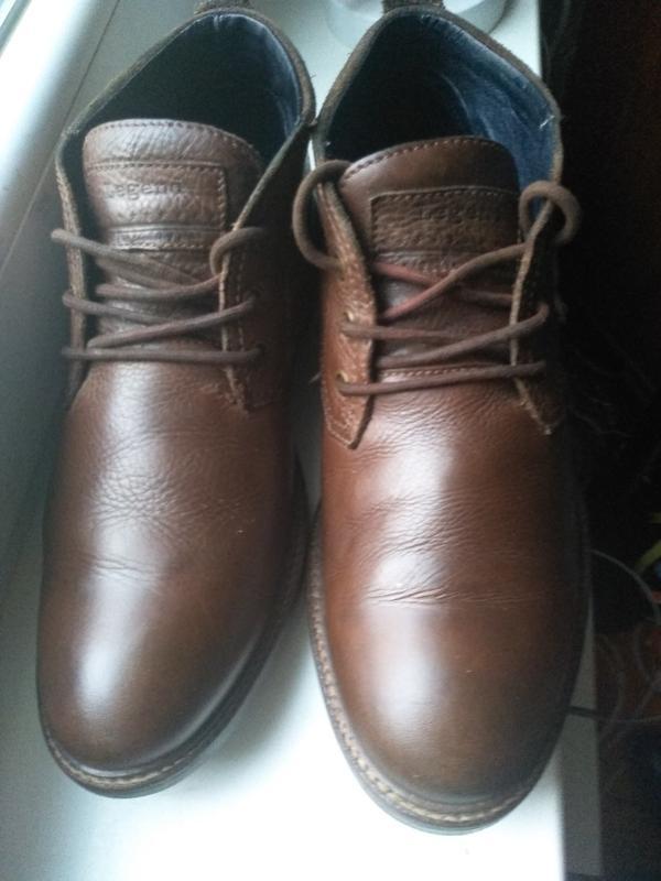 Португальские ботинки legend из плотной натуральной кожи 42 р.: купить по доступной цене в Киеве и Украине | SHAFA.ua