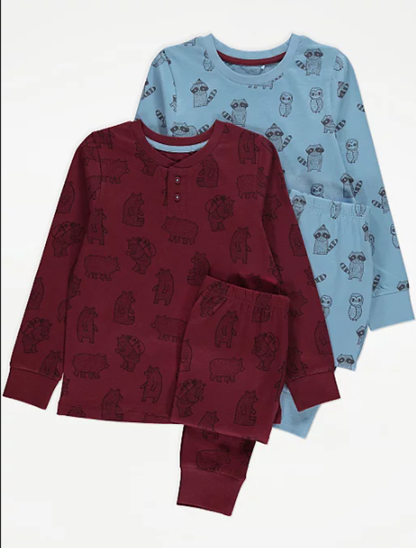 Шикарные пижамки 2 шт. george из англии. размеры 2-3,3-4,5-6 лет George, цена - 460 грн, #49949194, купить по доступной цене | Украина - Шафа