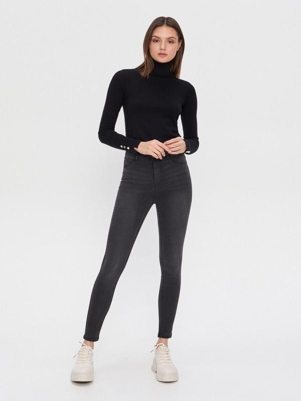 Серые джинсы скинии ? George, цена - 95 грн, #49989684, купить по доступной цене | Украина - Шафа