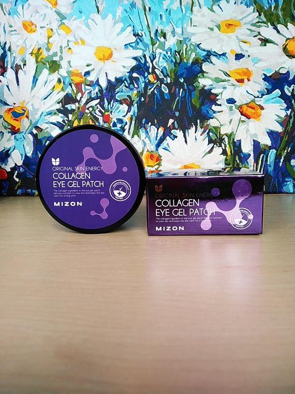 Mizon collagen eye gel patch гидрогелевые патчи для век с коллагеном - купить по доступной цене в Украине | SHAFA.ua