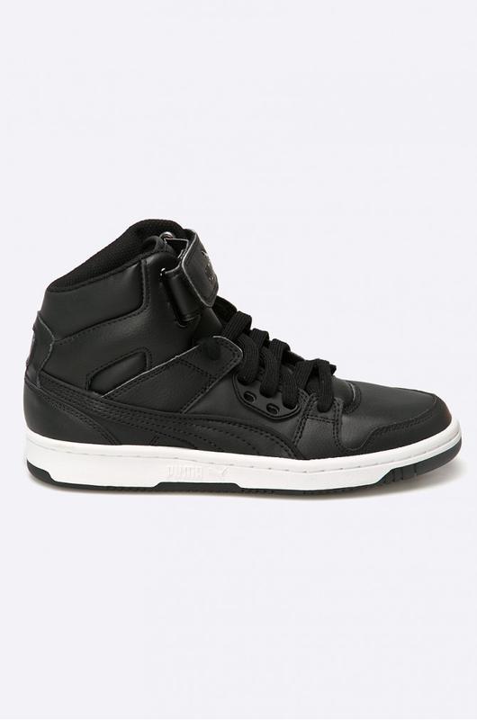 8256e48eb72 Оригинал. кожаные кроссовки puma. черные женские сникерсы пума (Puma) за  1520 грн. | Шафа