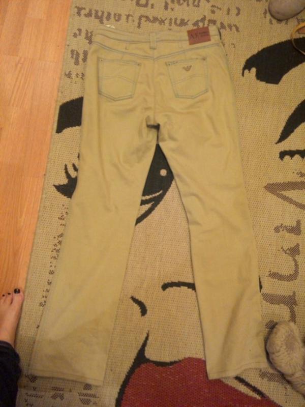 Продам джинсы armani,оригинал Armani Jeans, цена - 360 грн,  5896881 ... 12dd9664f47