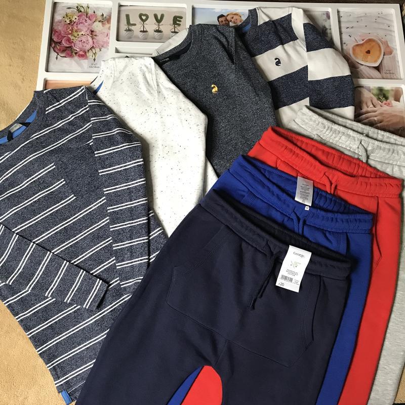Новые регланы и штаны George, цена - 150 грн, #50348307, купить по доступной цене | Украина - Шафа