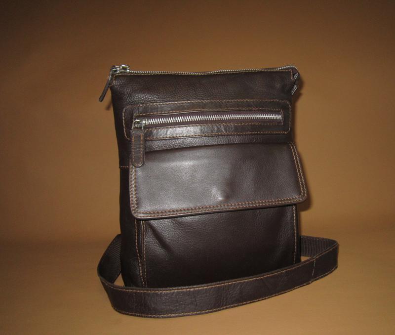 a5786f99528f Люкс! классическая кожаная сумка field bag италия Италия, цена - 569 ...