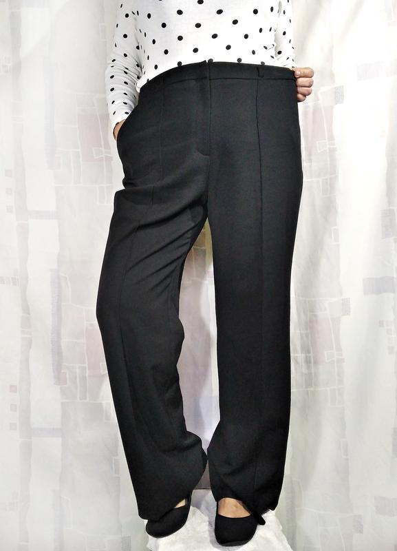 Элегантные брюки на высокую фигуру, с застроченными стрелками F&F, цена - 225 грн, #50383028, купить по доступной цене | Украина - Шафа