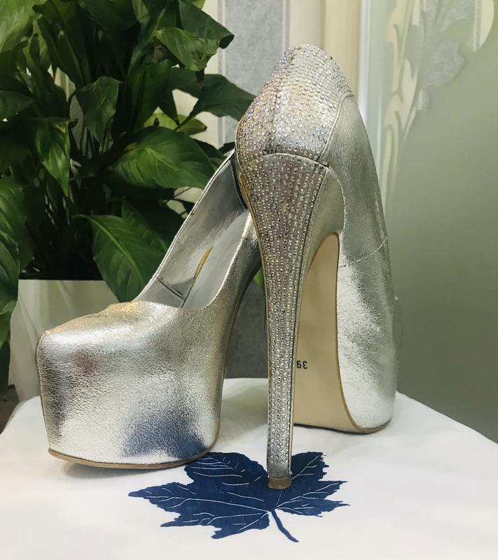 Туфли женские на высоком каблуке Турция, цена - 500 грн, #50562767, купить по доступной цене | Украина - Шафа
