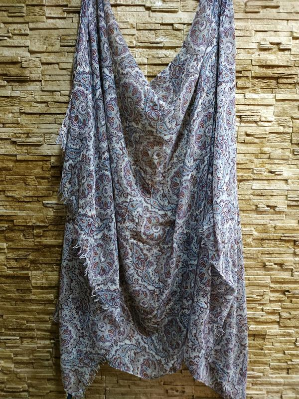 Красивый огромный шарф, палантин Pimkie, цена - 140 грн, #50731738, купить по доступной цене | Украина - Шафа