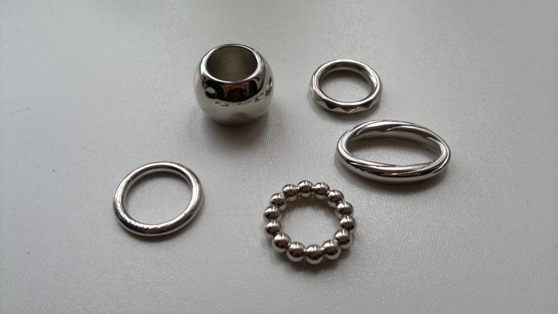 bdacfcd9a294 Кольца,держатели,зажимы для платка или шарфа,5 шт набор за 15 грн.
