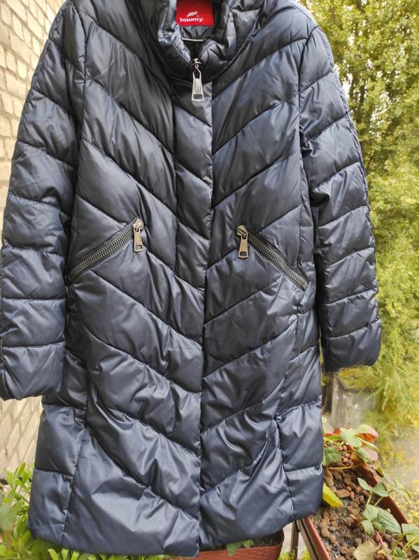 Towmy теплый зимний пуховик на био-пухе Towmy, цена - 1500 грн, #50966484, купить по доступной цене | Украина - Шафа