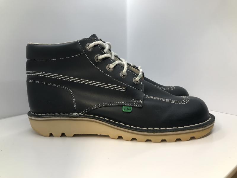 Кожаные ботинки kickers france оригинал: купить по доступной цене в Киеве и Украине | SHAFA.ua
