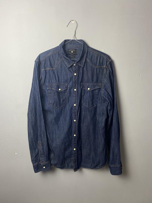 Рубашка zara shirt ZARA, цена - 200 грн, #51063554, купить по доступной цене | Украина - Шафа