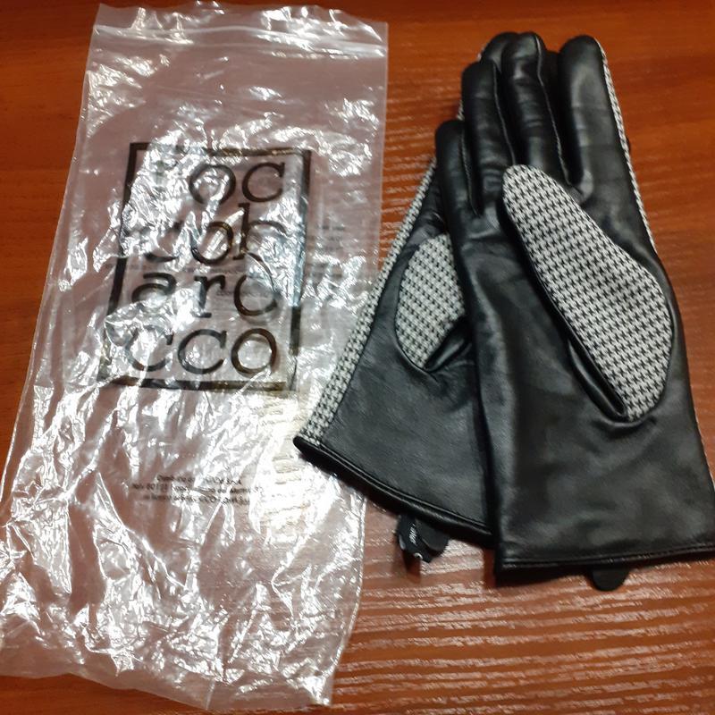 Брендовые перчатки roccobarocco, италия. Roccobarocco, цена - 999 грн, #51137422, купить по доступной цене | Украина - Шафа