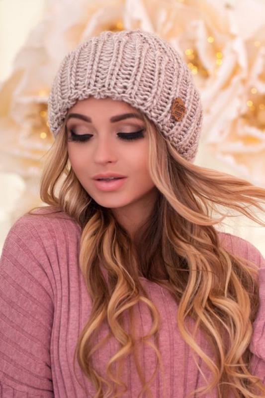 Объёмная шапочка на флисе. унисекс. Braxton, цена - 155 грн, #51171963, купить по доступной цене | Украина - Шафа