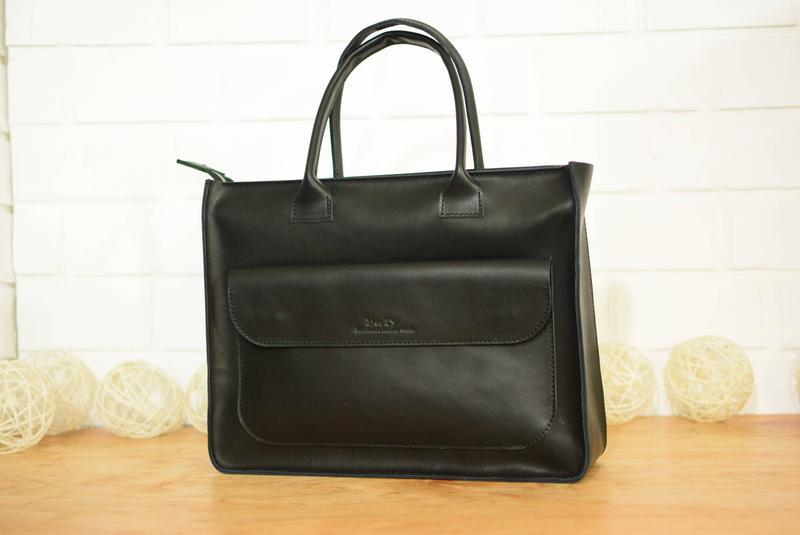 a967e6c82b10 Кожа. ручная работа. кожаная женская сумка сумочка мессенджер черная1 ...