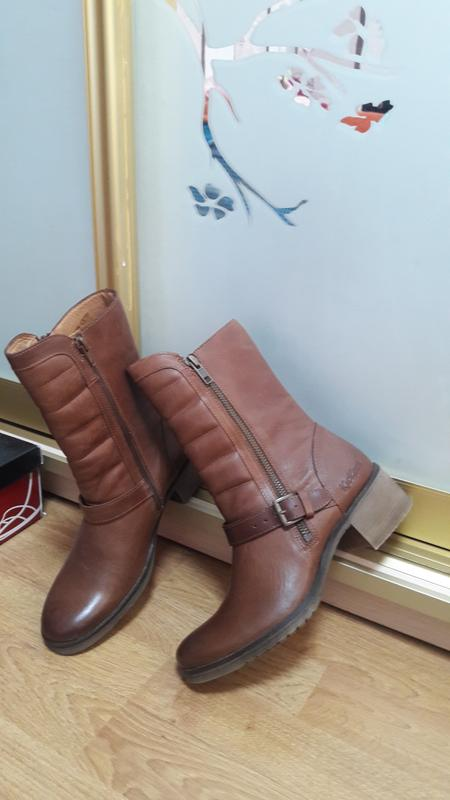 Шикарние ботинки100% нат.кожа???)23 см kickers Kickers, цена - 679 грн, #51422569, купить по доступной цене | Украина - Шафа