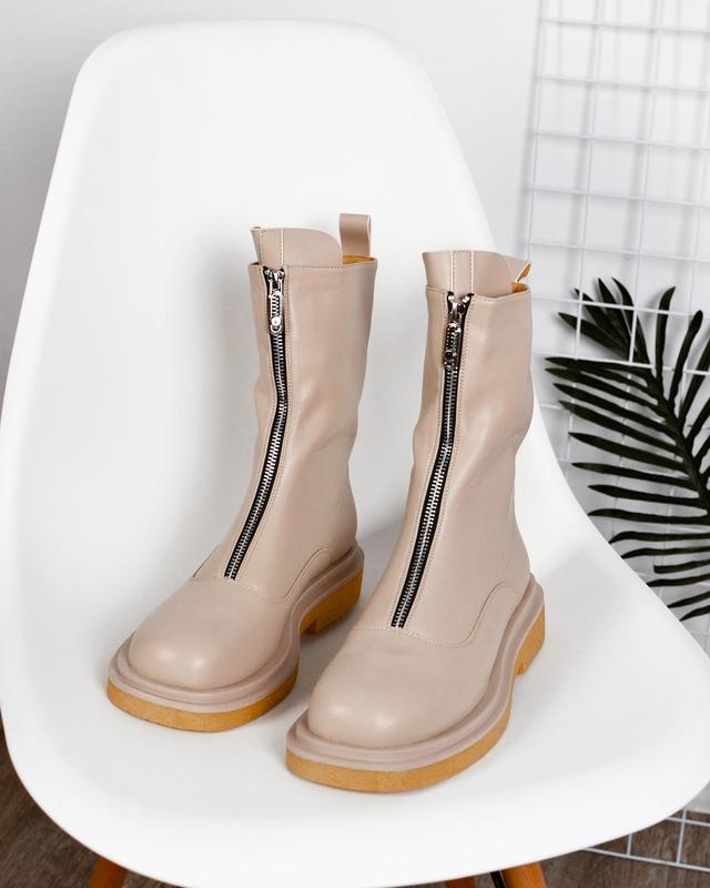 Женские стильные ботинки Турция, цена - 1100 грн, #52215596, купить по доступной цене | Украина - Шафа