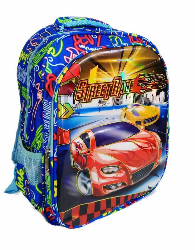 784cc1656365 Школьный рюкзак для мальчиков с 3d рисунком и с ортопедической спинкой1 ...