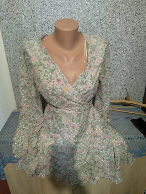 Платье на запах New Look, цена - 250 грн, #52548629, купить по доступной цене | Украина - Шафа