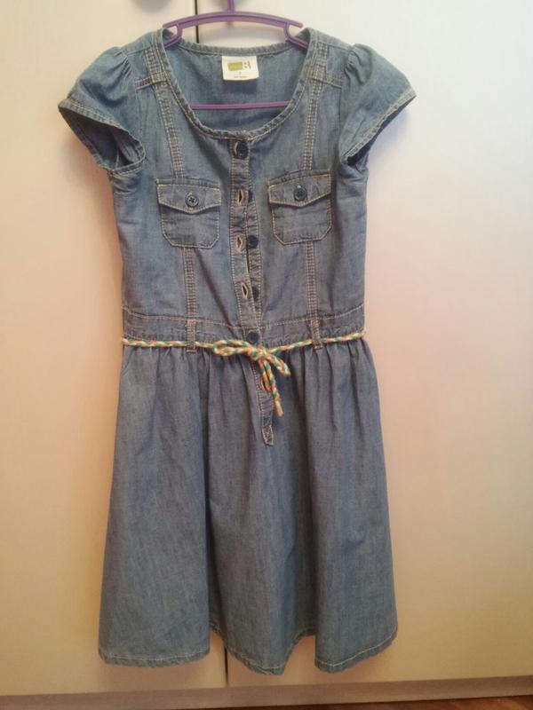9241ed8f74a4c63 Джинсовое платье crazy 8, цена - 150 грн, #6188062, купить по ...