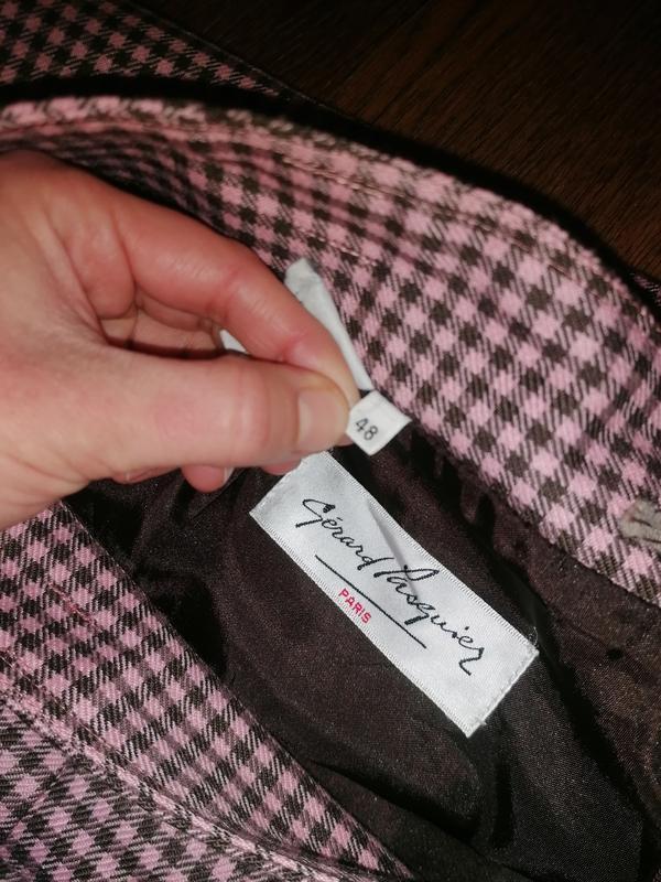 Юбка gerard pasquier 45% (wool,шерсть) (под свитер,пуловер,кардиган,колготы,гольф,пиджак) Франция, цена - 110 грн, #52642976, купить по доступной цене | Украина - Шафа