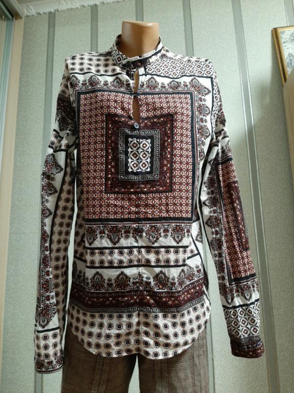 Рубашка ZARA, цена - 55 грн, #52644499, купить по доступной цене | Украина - Шафа