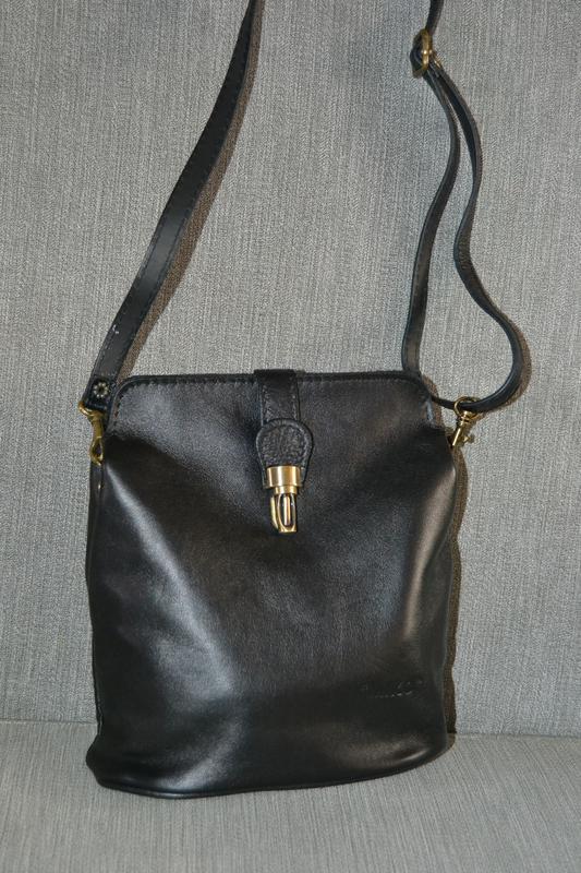 6ee4be11a9f2 Маленькие кожаные сумки кроссбоди miko, италия., цена - 750 грн ...
