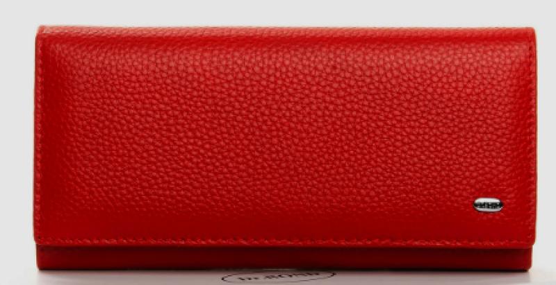 Стильный кожаный женский кошелек на клапане dr. bond, цена - 520 грн, #52807988, купить по доступной цене | Украина - Шафа