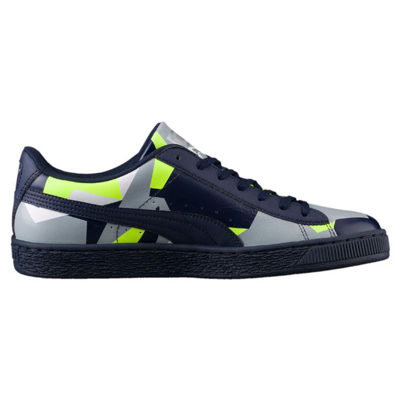 Кеди puma basket classic graphic fashion sneaker Puma 24e8192e4a622